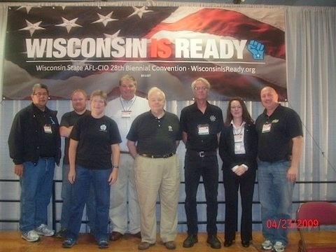 State AFL-CIO Convention