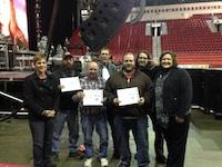 Safety Awards 2013